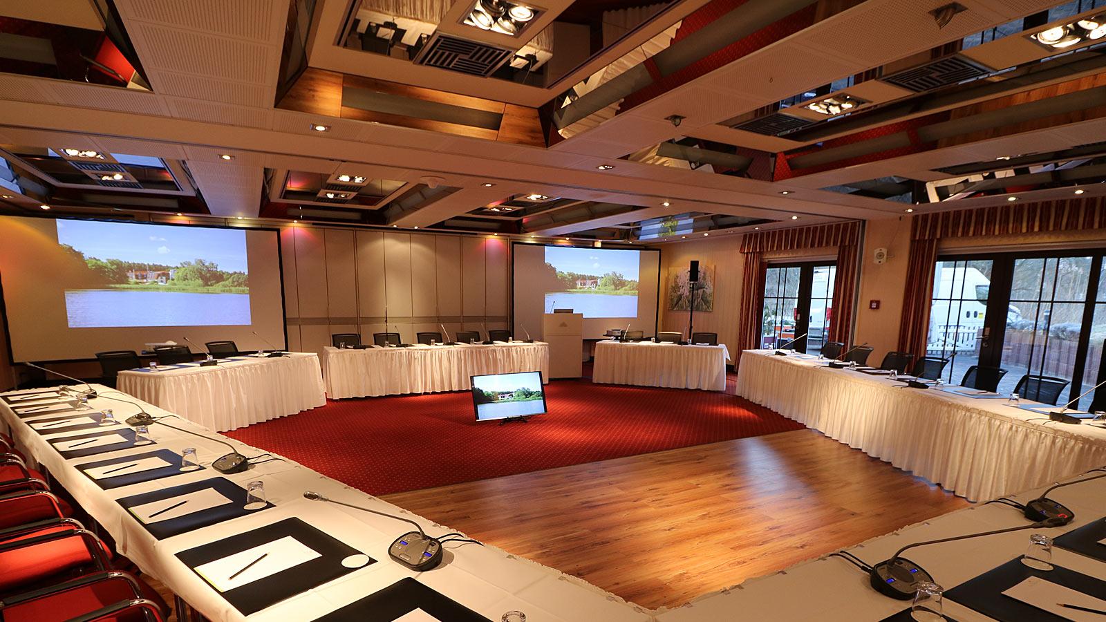Tagungsräume im Hotel am See - Hotel & Spa Sommerfeld